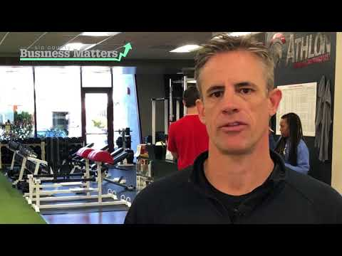 Ryan Joiner of Athlon Fitness and Performance on participating in community events as a business