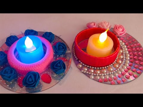 4-easy-best-out-of-waste-ideas|-waste-material-craft-ideas-|-recycled-crafts