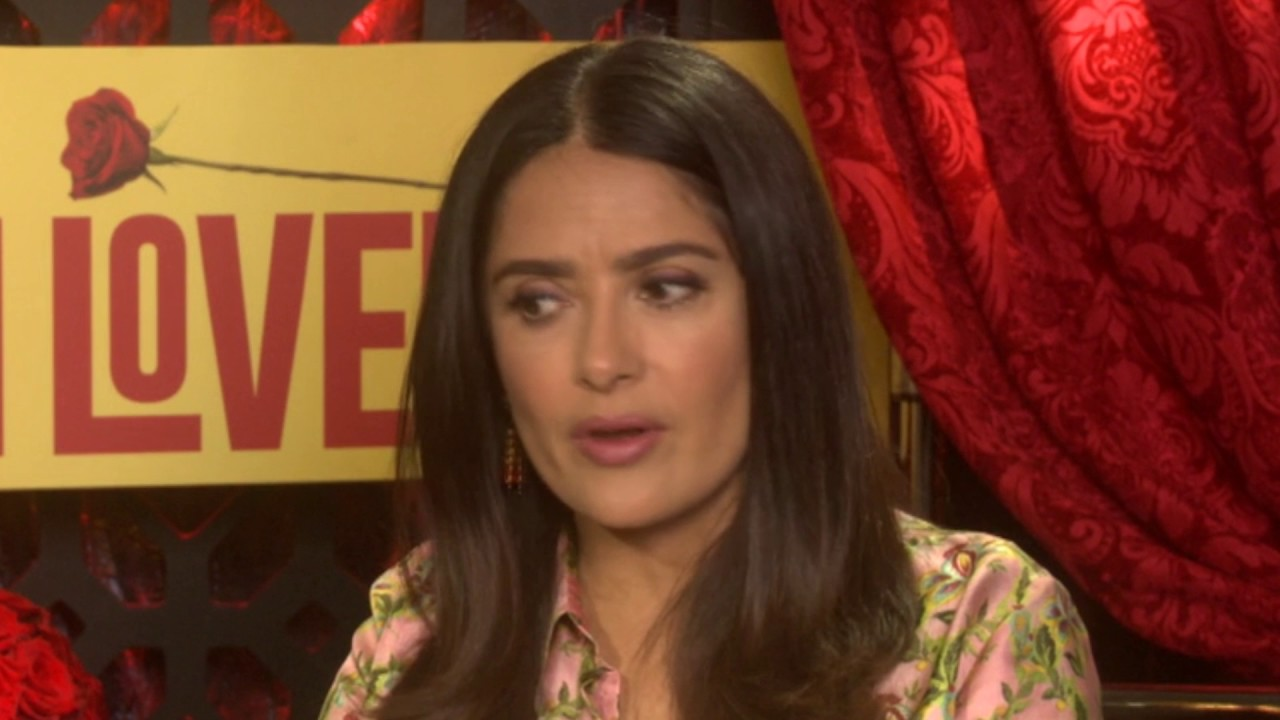 Salma Hayek: How To Be A Latin Lover