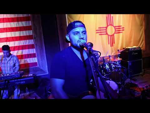 Frank Ray Performs in Las Cruces