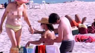 The Jamie Kennedy Experiment - Family on Beach