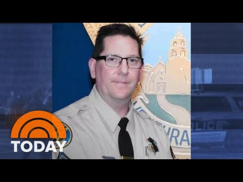 Sergeant Killed In Thousand Oaks Shooting Was 'Hero,' Sheriff Says | TODAY