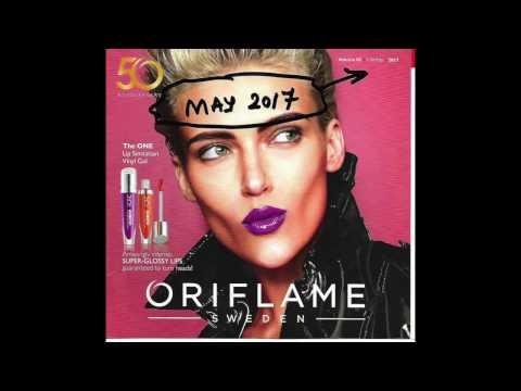Oriflame May catalogue Highlights 2017
