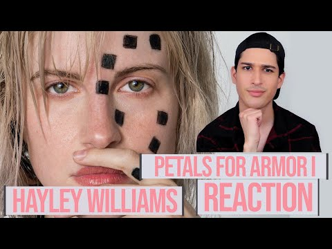 Hayley Williams Petals For Armor I Ep Reaction
