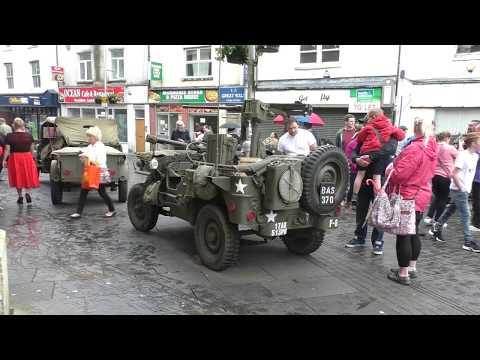 Wartime Bridgend 1940's re-enactment day June 10th 2017