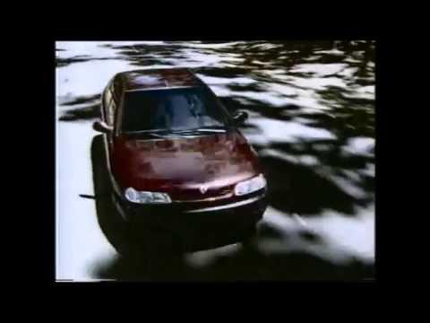 Publicité Renault Laguna 1994