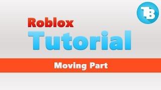 Roblox - France Comment déplacer une pièce à l'aide de CFrame