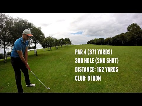 Course Vlog #1 - MAHON GOLF CLUB (FRONT 9)