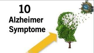 10 Alzheimer Symptome, die nicht ignoriert werden sollten! Nummer 3 wird dich überraschen