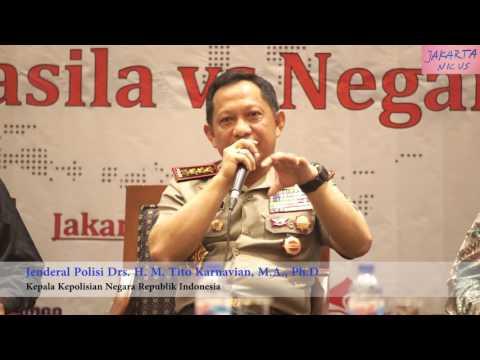 Kapolri: Indonesia Kena Tumpahan Masalah di Timur Tengah