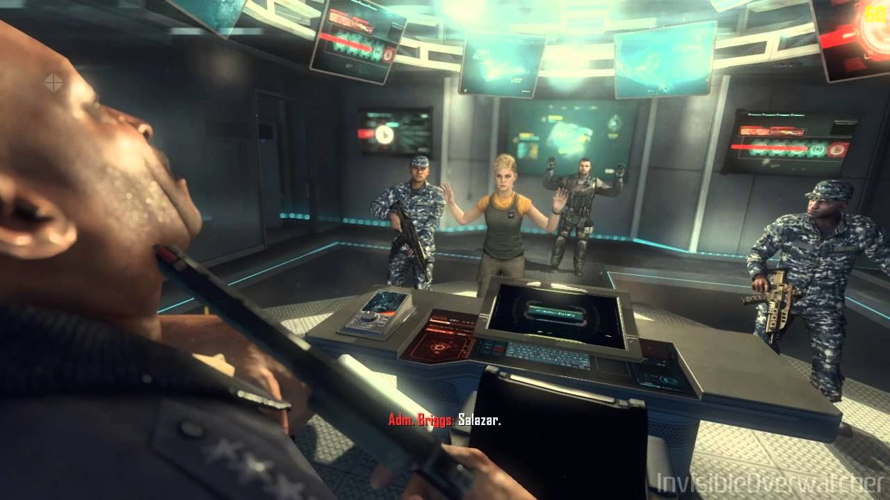 call of duty black ops 2 game walkthrough