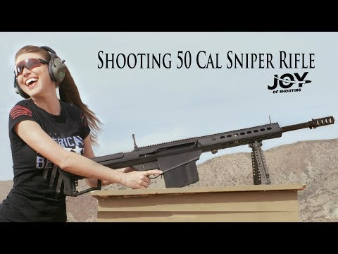 This Packs a PUNCH! 💥😖 The 50 CAL | With Adam Baldwin & KJW