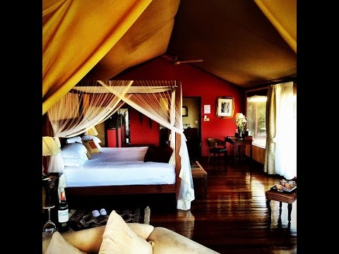 "Kempinski Olare Mara - ""Glamping"" on African Safari (Part 1)"