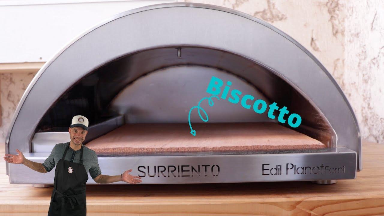 Download Présentation du magnifique four à pizza EDIL PLANET SURRIENTO - Unboxing #1