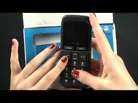 Doro 345 GSM Unboxing