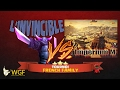 Imperium M vs L'invincible | War Recap Tournoi French Family CoC