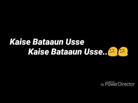 Ek Aisi Ladki Thi 💖Siddharth Slathia💖Whatsapp status,WhatsApp lyrics video Status
