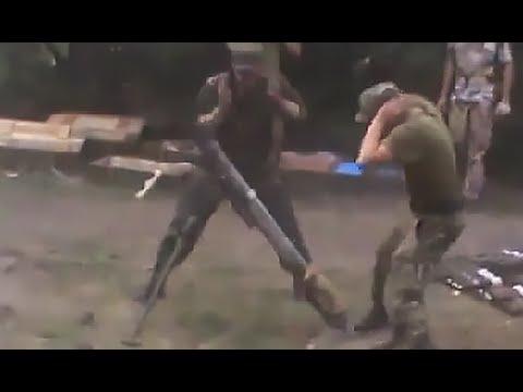 Ополчение перешло в наступление, бой в Кожевне 22.07.2014 icorpus.ru