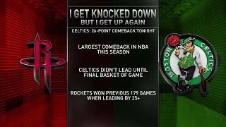 Rockets-Celtics Analysis | Inside The NBA | NBA on TNT