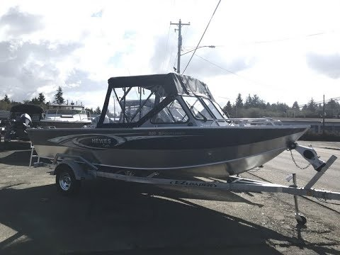 New 2018 Hewescraft Sportsman 200 Boat For Sale in Coos Bay, OR