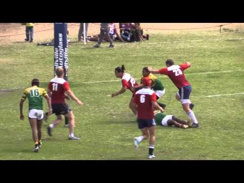 WP Club Rugby 7's Round 6: WP Academy v Eerste River RFC