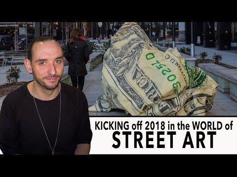 FWTV - KICKING of 2018 in the world of STREET ART