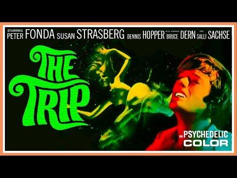 The Trip (1967) Trailer - Color / 2:27 mins
