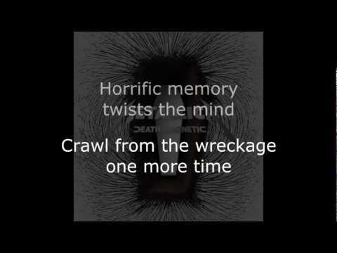 Metallica - All Nightmare Long Lyrics (HD)