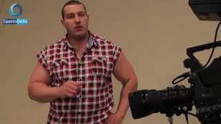 Кирилл Шимко гость нашей студии :: Internet-канал SportoBello