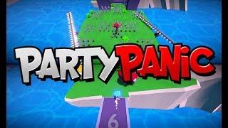 PARTY PANIC - American Ninja Warrior [Gauntlet Race] - PC