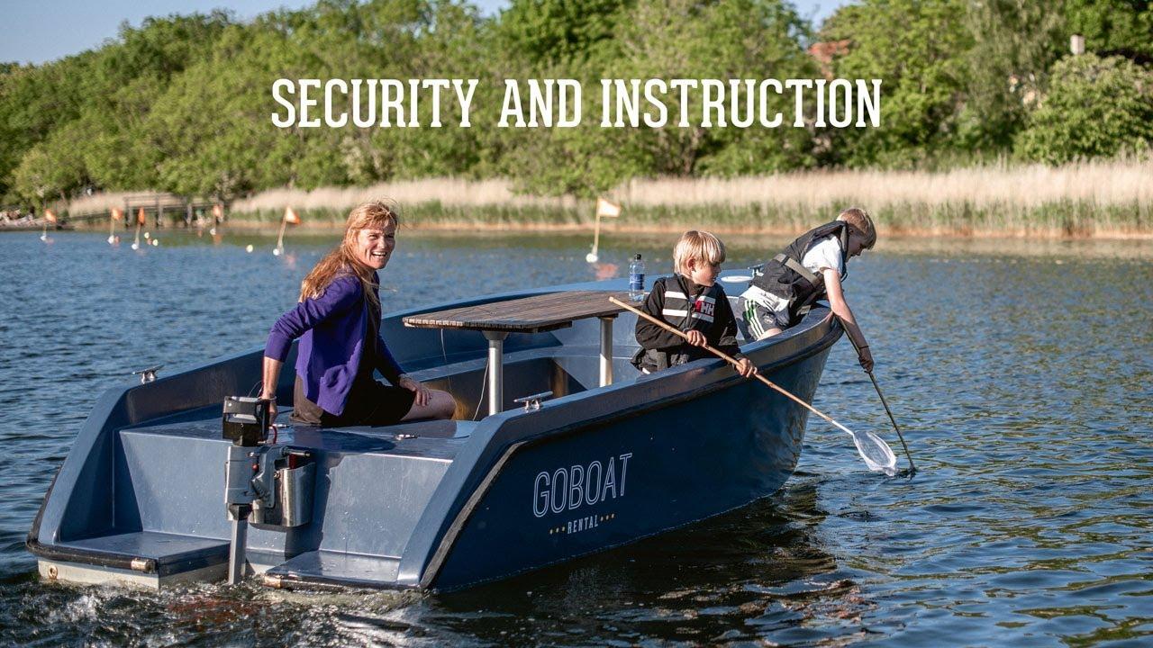 Goboat Instruction Video Danish Youtube