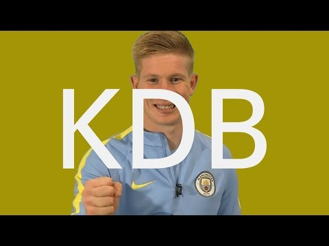 KDB | Kevin de Bruyne song [Jim Daly]