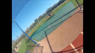 Patriot Vision -- UT Tyler Baseball (April 5, 2013)
