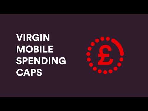 Setting up Spending Caps on your Virgin Mobile phone