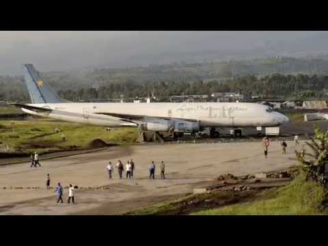 United Nations Contract Flying DRC