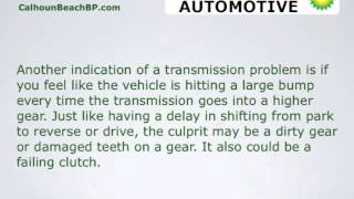 How to Tell if your Transmission needs to be Replaced