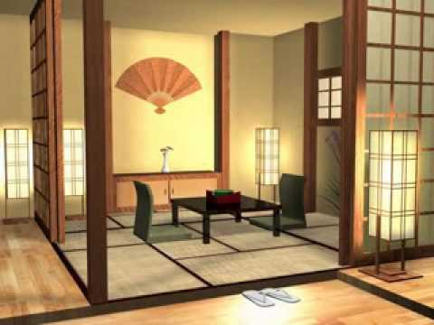 Easy Japanese decorating ideas
