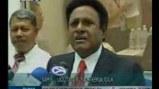 Download Samy Vellu comment on murder of Tenggaroh MP