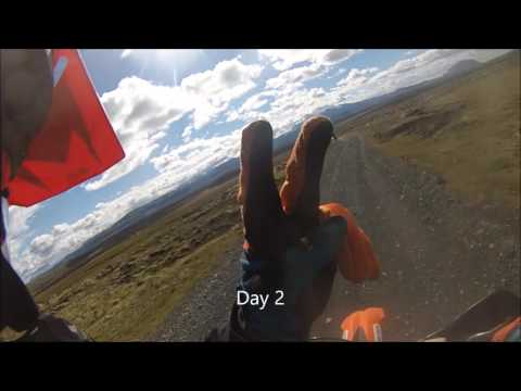 Enduro Adventure -Iceland Cross Country Tour 2016