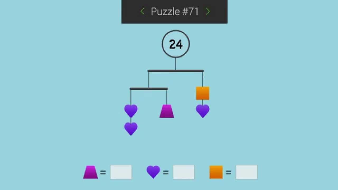 SolveMe Mobile Puzzle #71 Silent Solution