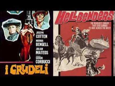 """ENNIO MORRICONE -""""I Crudeli/ The Hellbenders"""" (1967)"""