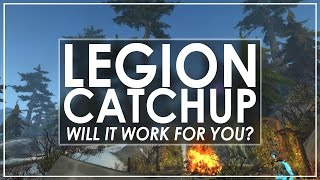WoW Legion Artifact Weapons - Alts, Catchup & How It Impacts You