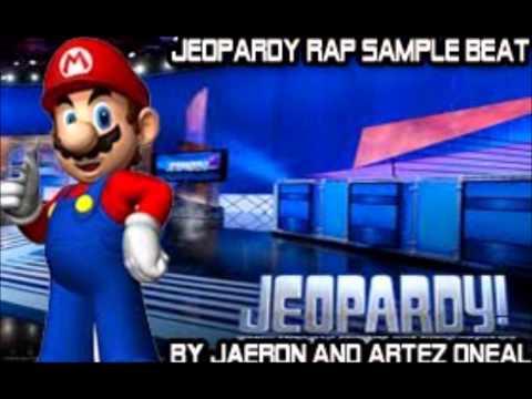 jeopardy rap sample beat
