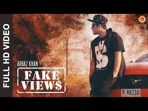 Fake Views Video Song | Arbaz Khan | Latest Songs 2017 | Free Style Rap