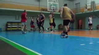 Новая Каховка тренировка баскетбол 25.07.2017 (3 часть)