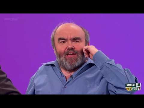 Andy Hamilton:  Fisher, the imaginary classmate - Would I Lie to You?