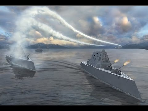 Top 10 Most Amazing Technologically Advanced Naval Vessels Ever Built
