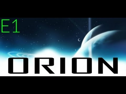 The Orion Project E1:  Rocks and Energy Bars
