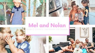 Nolan in China and Ivies easter hat parade // Mel and Nolan VLOG