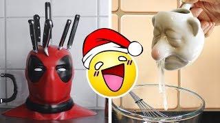10 Regalos (bien raros) que TODOS queremos esta Navidad 🎁